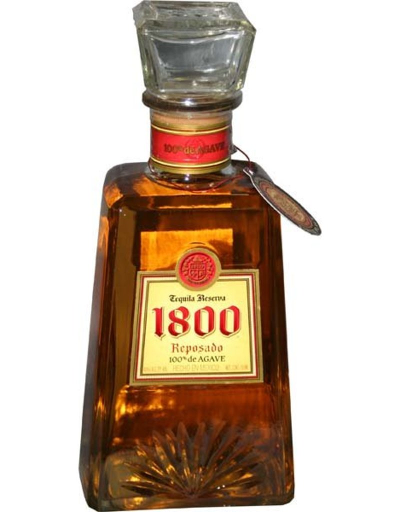 Cuervo 1800 Reposado 750ml 40,0% Alcohol