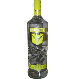 Vodka Smirnoff Lime Twist