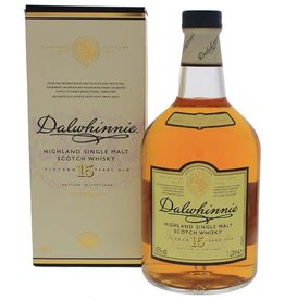 Dalwhinnie 15 Years Old 1 Liter Gift box
