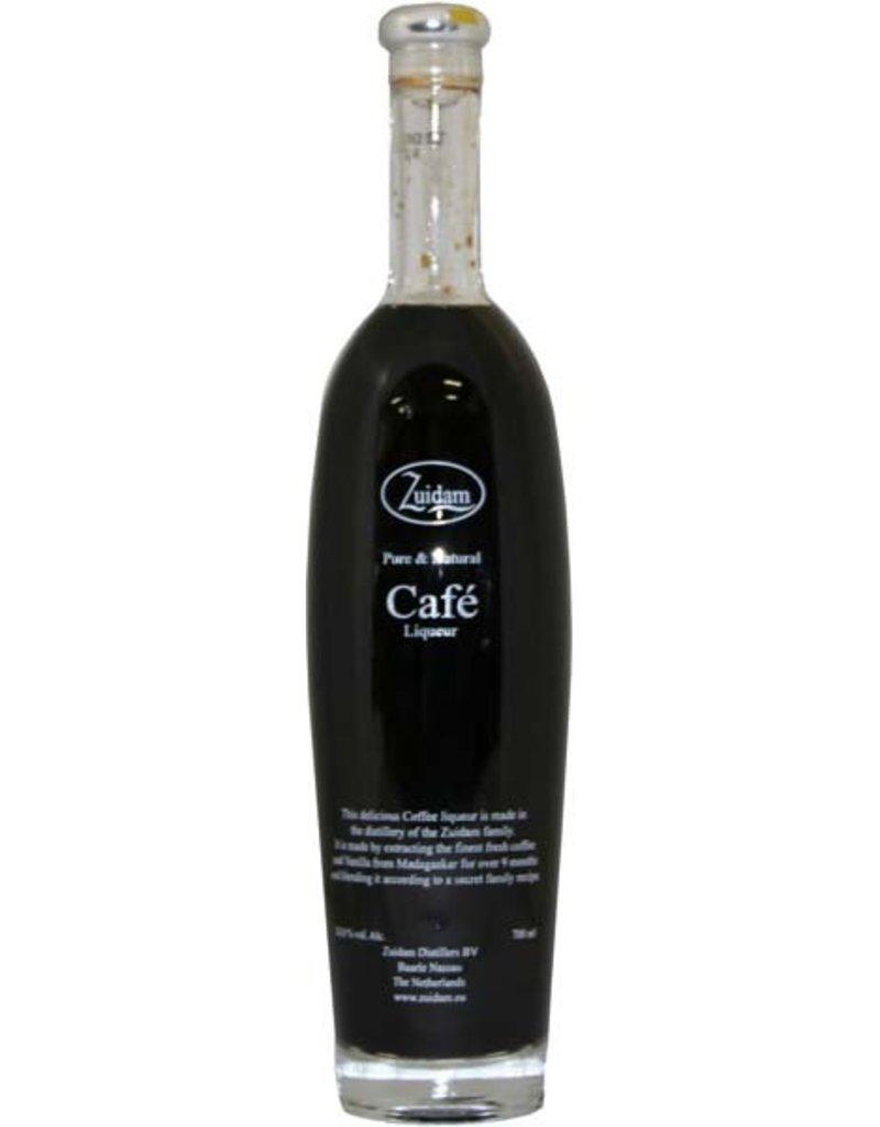 zuidam creme de cafe liqueur 0 7l 24 0 alcohol luxurious drinks. Black Bedroom Furniture Sets. Home Design Ideas