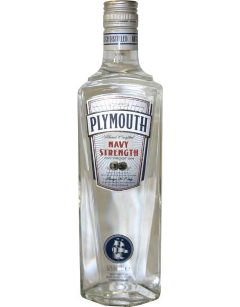 Plymouth 700 ml Gin Plymouth Navy Strength