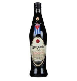 Legendario Rum  Legendario Elixir de Cuba 7 Anos - Cuba