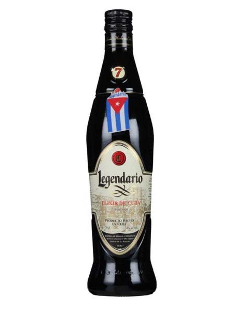 700 ml Rum  Legendario Elixir de Cuba 7 Anos - Cuba