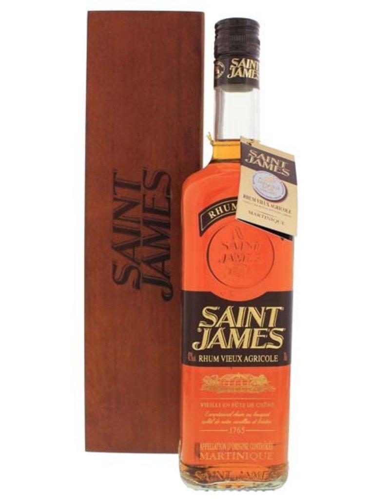 Saint James Saint James Vieux 700ml Gift box