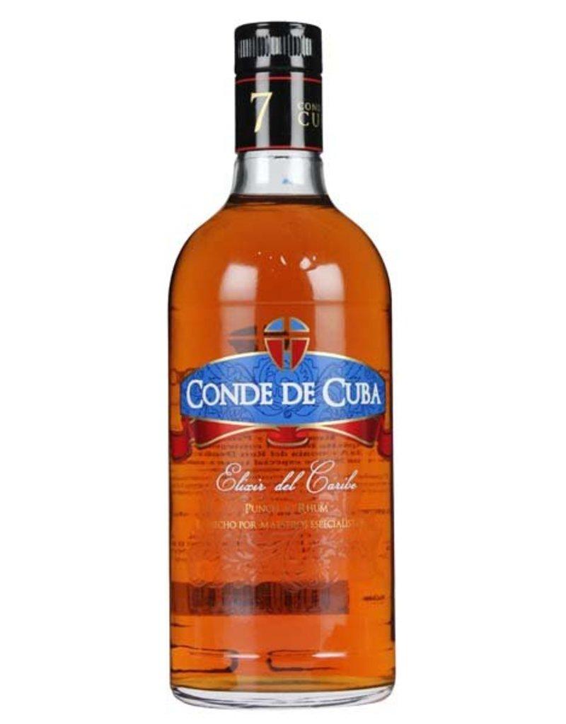 Conde de Cuba 700 ml Conde de Cuba Dulce - Rum