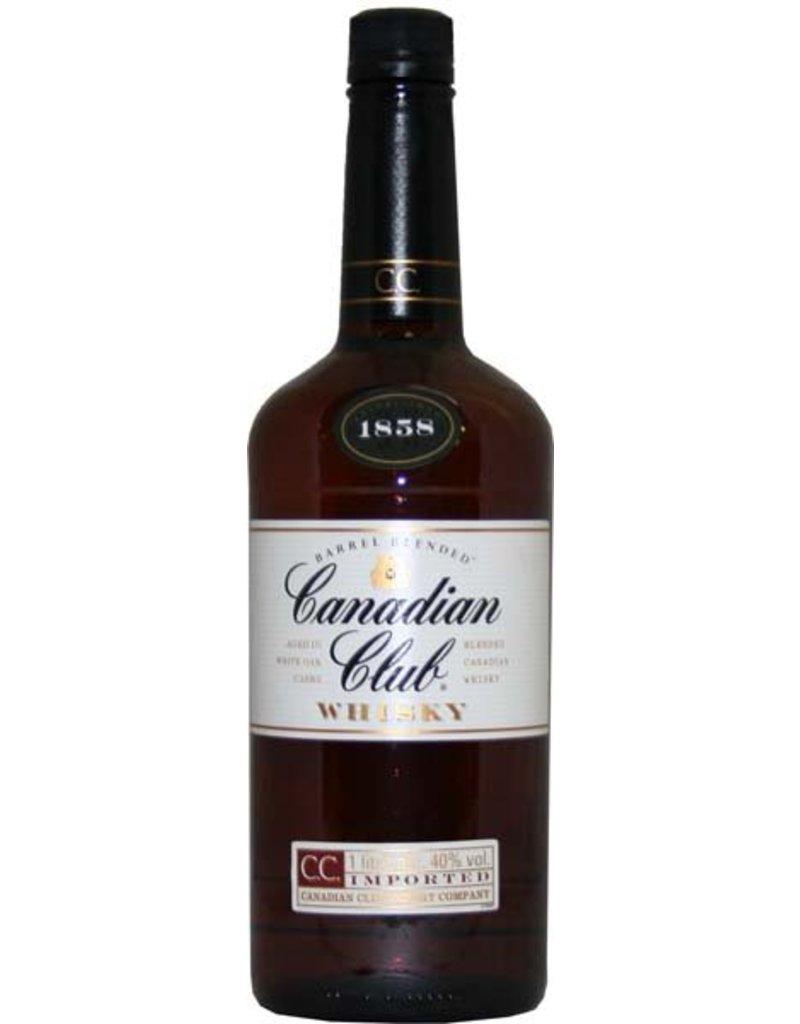 Canadian Club Canadian Club 1,0L 40,0% Alcohol