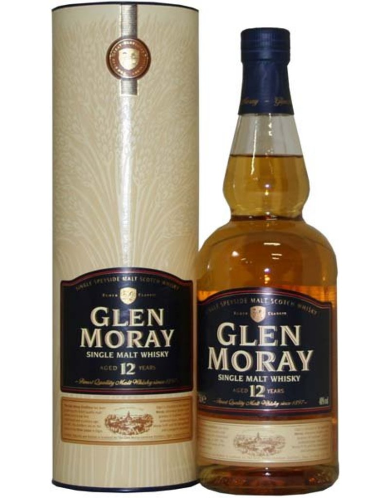 Glen Moray Glen Moray 12 Years Old 700ml Gift box