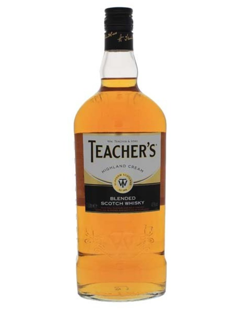Teachers Highland Cream 1 Liter