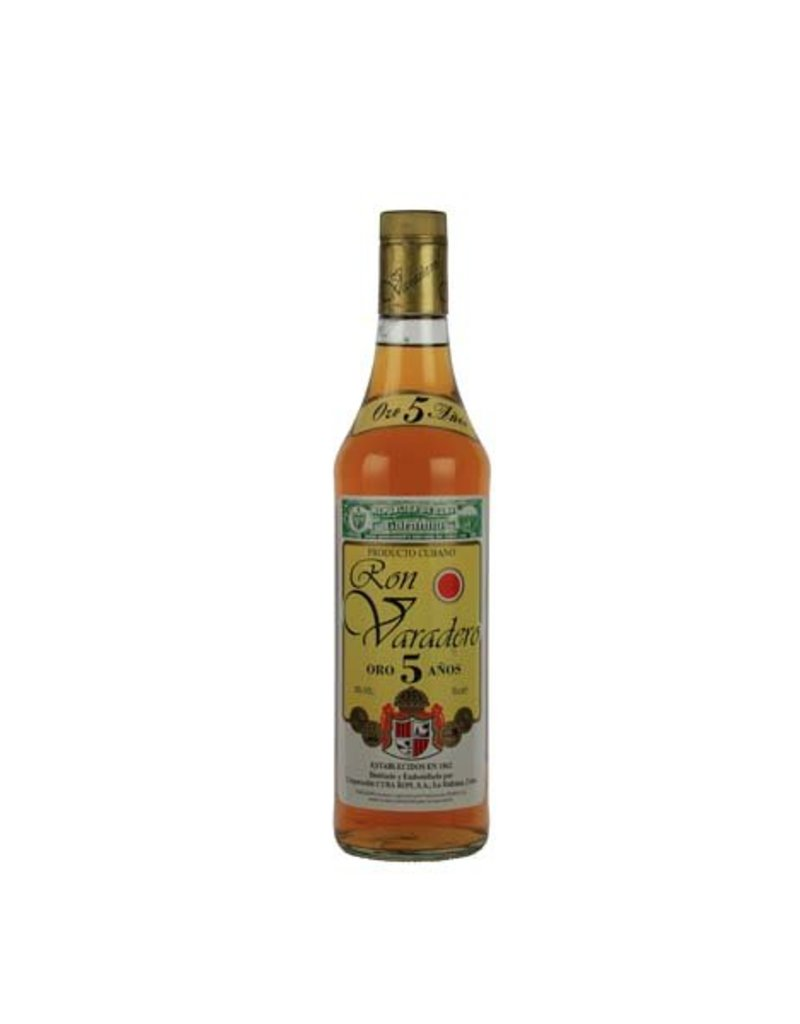 Varadero Varadero Gold 5YO 0,7L 38,0% Alcohol