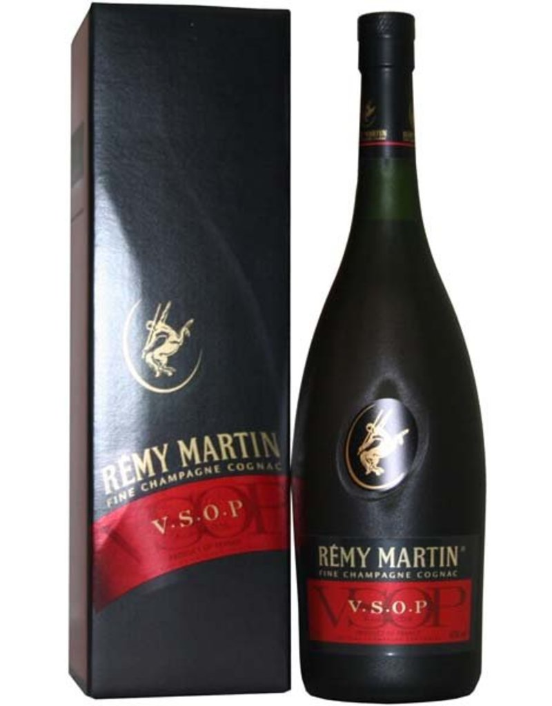 Remy Martin Remy Martin Cognac VSOP 1 Liter Gift box