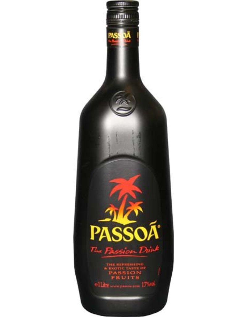 Secured Cards >> Passoa 1,0L 17,0% Alcohol - Luxurious Drinks™