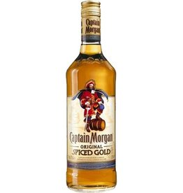 Captain Morgan Captain Morgan Original Spiced Gold 1000ml