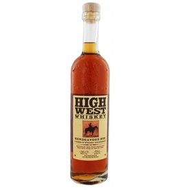 High West Distillery Rendezvous Rye 700ML