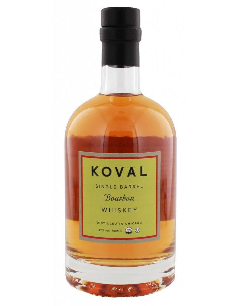 Koval Bourbon 500ML