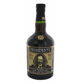 Presidente 23 Years Old 700ml Gift box