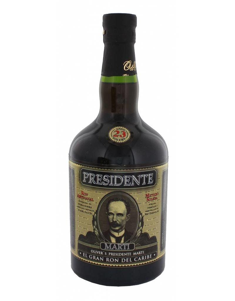 Presidente 23 Years Old 700ml Gift box