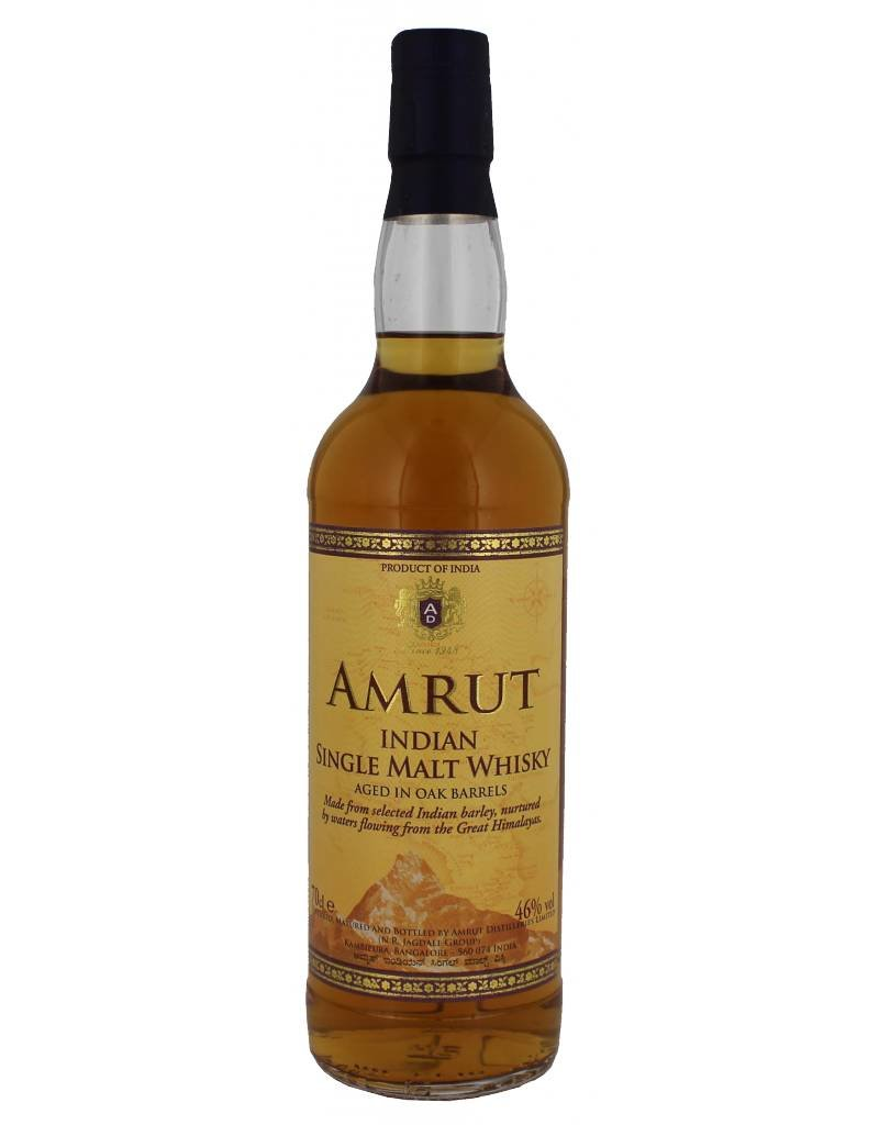Amrut Amrut Malt Whisky 700ml Gift box