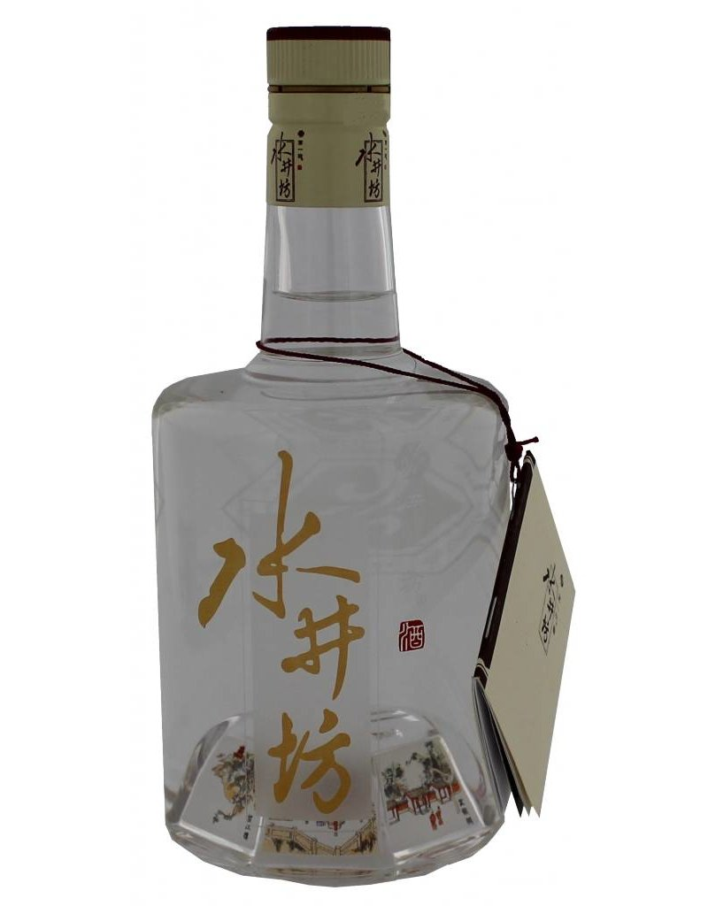 Shui Jing Fang Wellbay Whisky 500ml Gift box