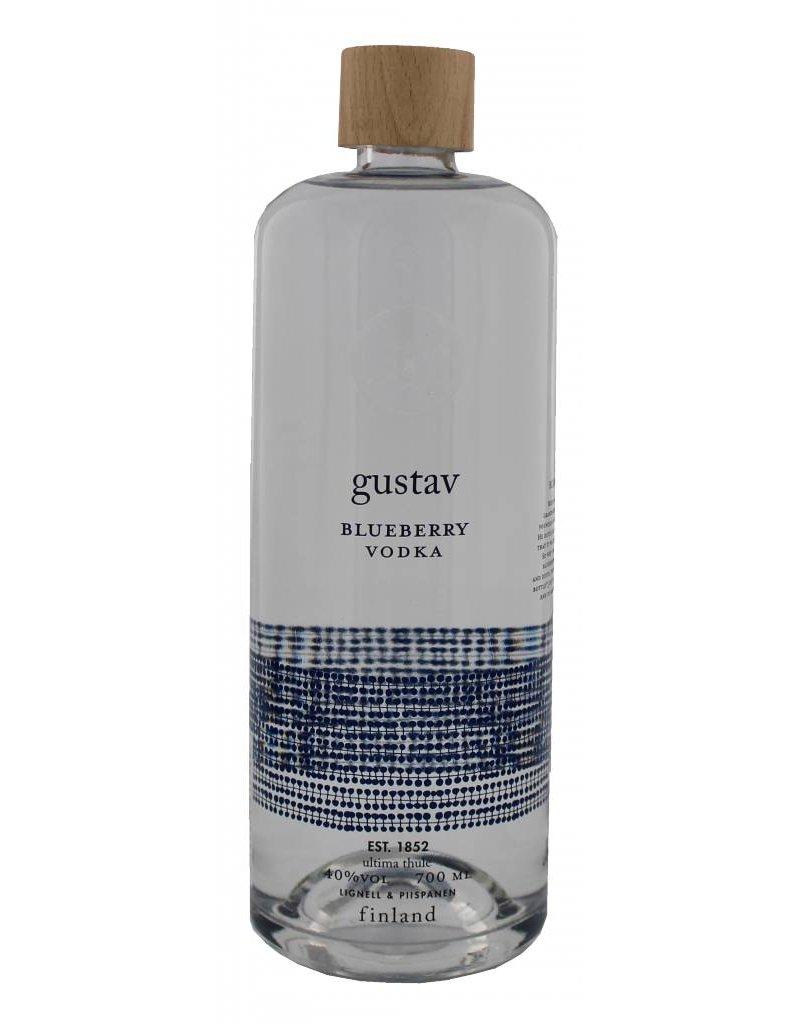 Gustav Blueberry Vodka 700ML