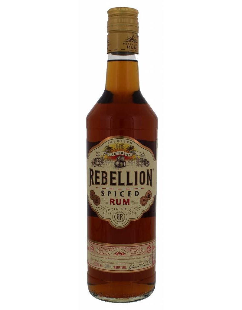 Rebellion Spiced Rum 700ML