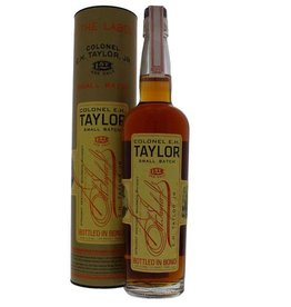 E.H. Taylor SM Batch Bourbon 750ml -US-/ Gift box