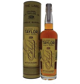 E.H. Taylor Straight Rye 750ml -US- / Gift box