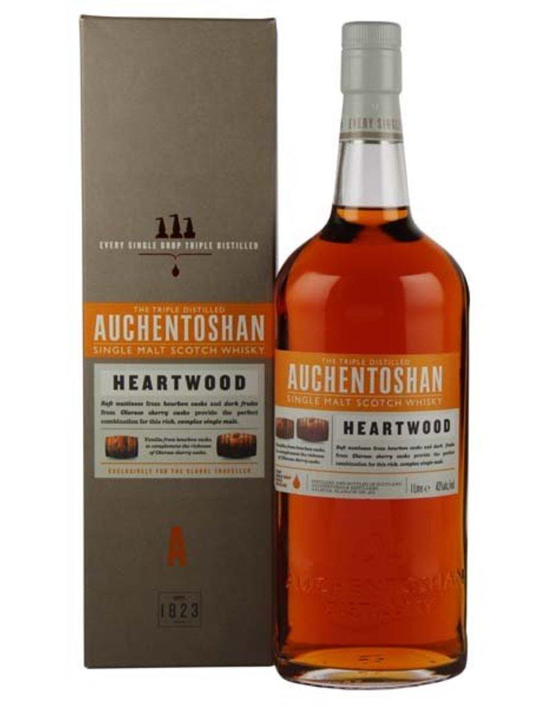 Auchentoshan Heartwood 1 Liter Gift box