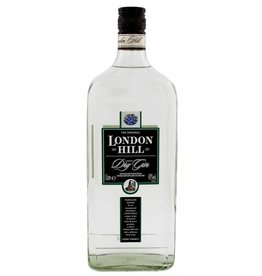 London Hill London Hill Dry Gin 1000ml