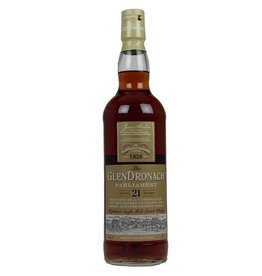 Glendronach 21 Years Old Parliament 700ml Gift box