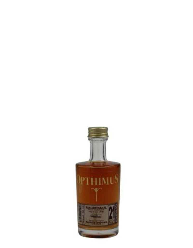 Opthimus Opthimus 21 Years Old Miniatures 50ml Gift box