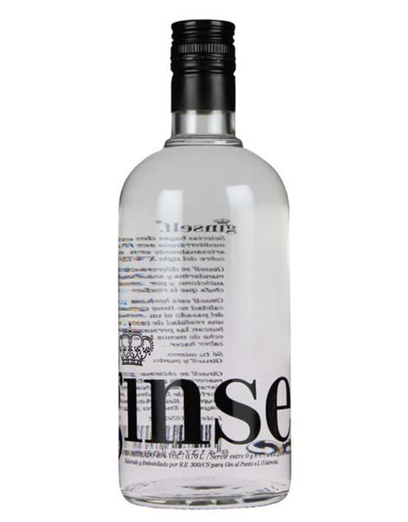 Ginself Ginself 0,7L 40,0% Alcohol