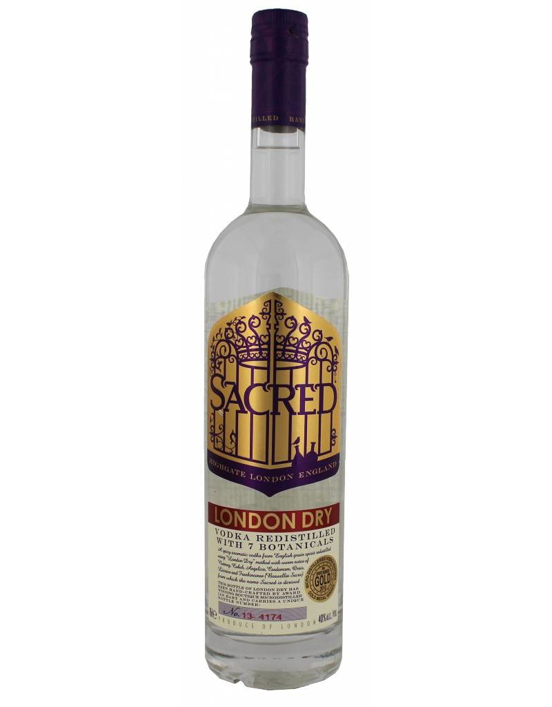 Sacred Sacred Spiced Vodka 700ML