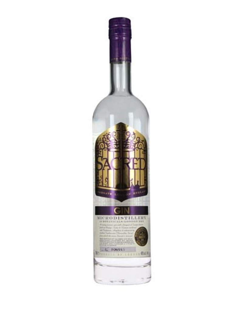 Sacred Sacred Gin 0,7L 40,0% Alcohol
