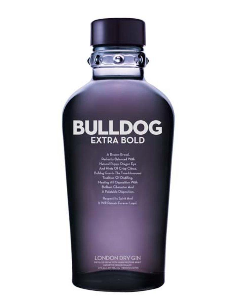 Bulldog Bulldog Gin Extra Bold 1,0L 47,0% Alcohol
