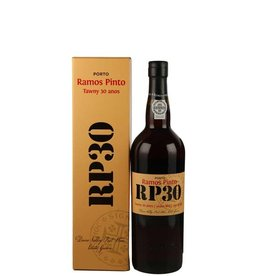Ramos Pinto Tawny 30 Years Old Port 750ml Gift box