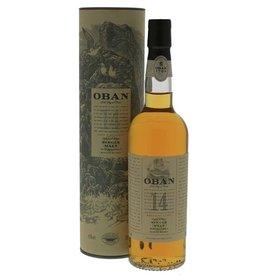 Oban 14YO Malt Whisky 200 ml Gift box