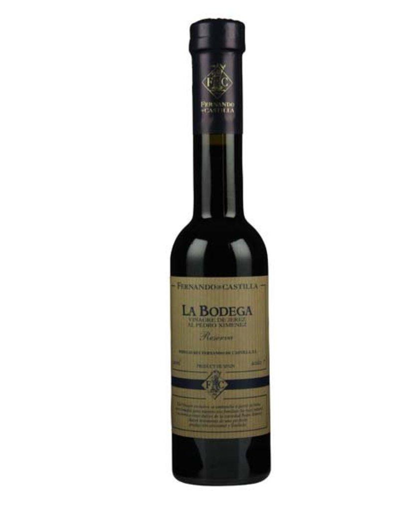 Fernando de Castilla Fernando de Castilla Sherry Vinegar Reserva La Bodega al PX 16 Years Old 0,25L Gift box