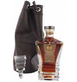 A.E. Dor Cognac Crystal Decanter 700ml Gift box