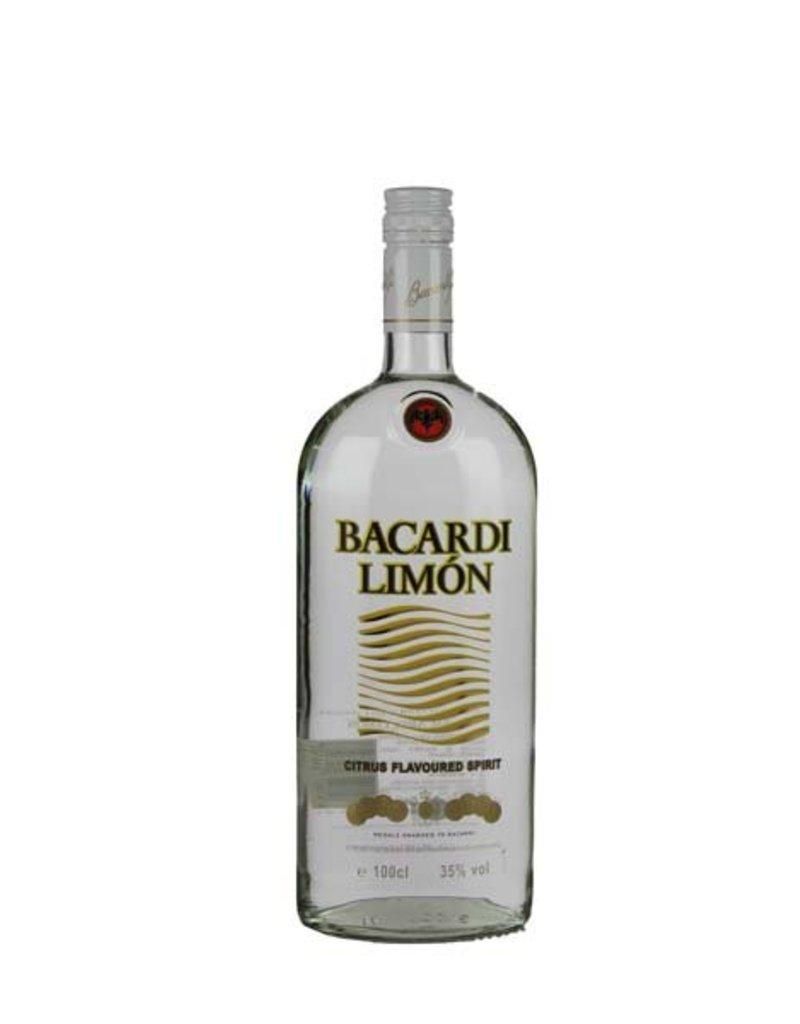 Bacardi Bacardi Limon 1,0L 35,0% Alcohol