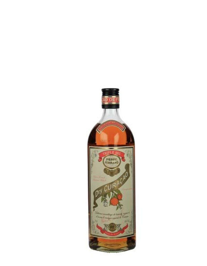 Pierre Ferrand Pierre Ferrand Triple Sec Dry Curacao 0,7L 40,0% Alcohol