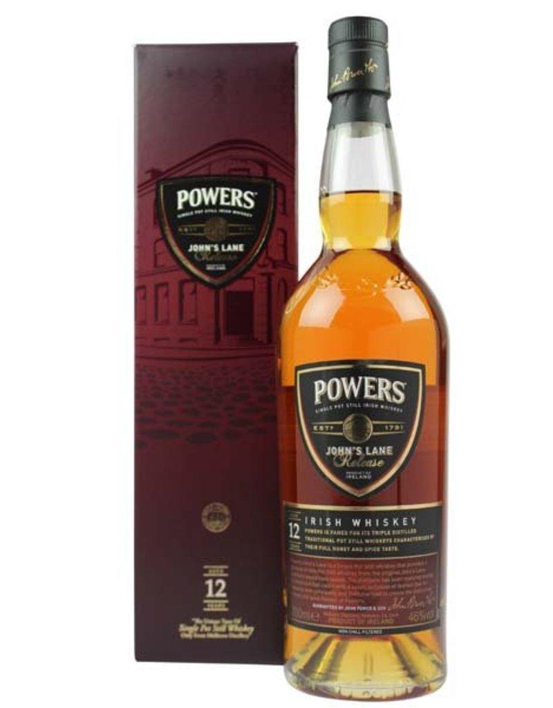 Powers Powers John's Lane 12 Years Old 700ml Gift box