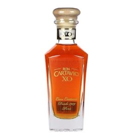 Cartavio Cartavio XO 18 Years Old Miniatures 0,05L