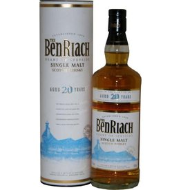 BenRiach 20 Years Old 700ml Gift box