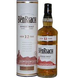 Bennachie BenRiach 12 Years Old 700ml Gift box