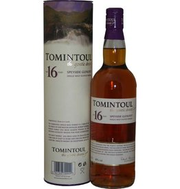 Tomintoul 16 Years Old 700ml Gift box