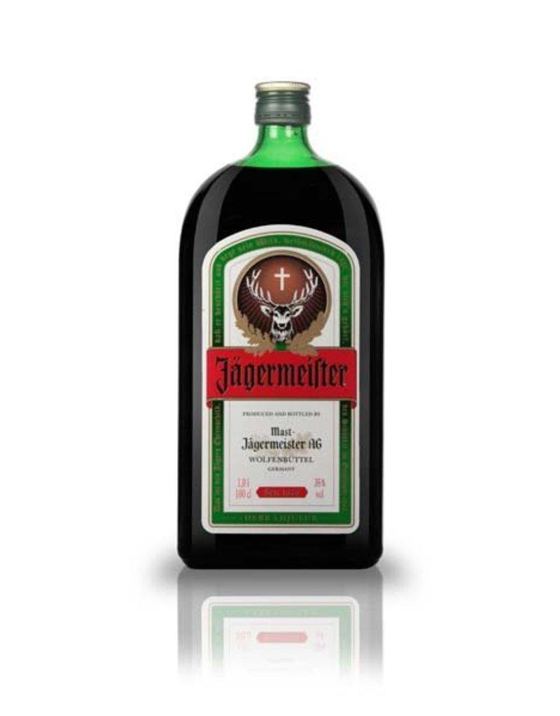 Jaegermeister 1000 ml Jaegermeister
