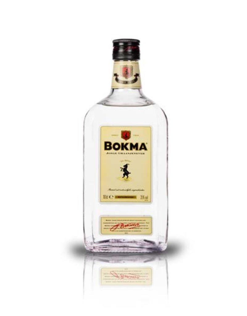 Bokma Bokma Jonge Jenever Vierkant 1,0L 35,0% Alcohol