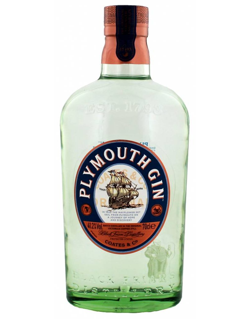 Plymouth Plymouth Gin 0,7L 41,2% Alcohol