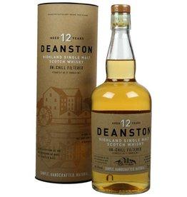 Deanston 12 Years Old Malt Whisky 700ml Gift box