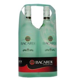 Bacardi Superior Twinpack